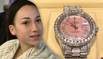 Danielle Bregoli Gifted First Rolex Watch for 16th Birthday