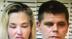 Mama June and Boyfriend Geno's Mug Shots From Crack Cocaine Arrest