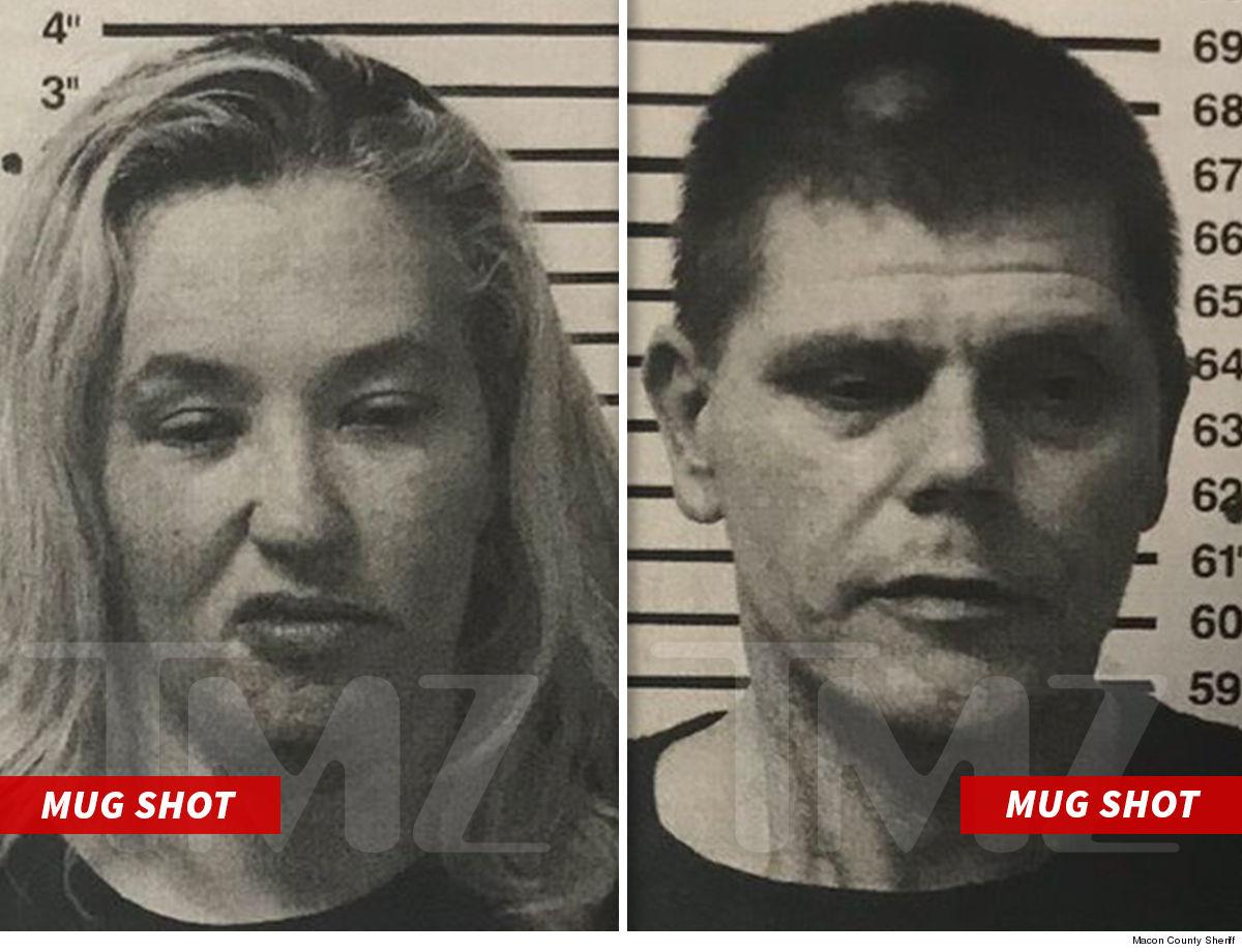 Mama June Sneering Mug Shot After Crack Arrest