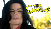 'The Simpsons' Pull Classic Episode with Michael Jackson Guest Starring
