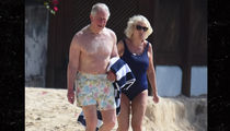Prince Charles and Camilla Hit the Beach in Barbados