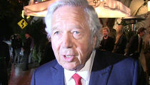 Robert Kraft Offered Plea Deal In Prostitution Case, Includes STD Testing