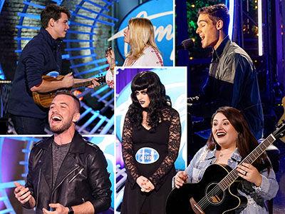 'American Idol' Recap: Epic Prank Leaves Judges Spooked as Old Favorites Return