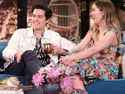 Cole Sprouse Talks 'Riverdale' Without Luke Perry, Shares Sweet Story from the Set