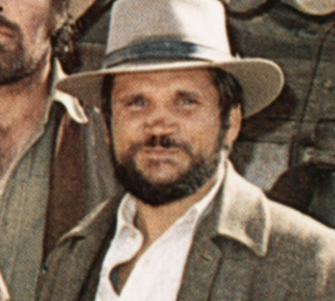 Charles Dierkop made a name for himself in the '70s by playing tough guys like the outlaw Flat Nose Curry in 'Butch Cassidy and the Sundance Kid' and the Hole in the Wall Gang member Floyd in 'The Sting.'