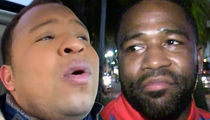 Adrien Broner Hit With Restraining Order Over Violent Homophobic Threats