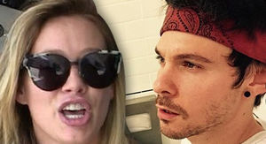 Hilary Duff and Baby Daddy Face Off with Intruder