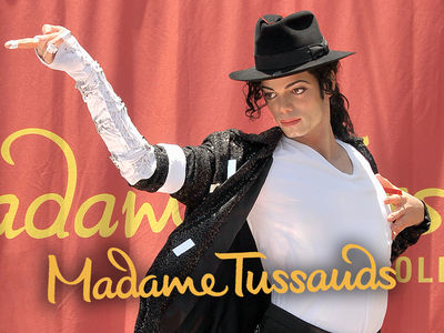 Michael Jackson's Wax Figures at Madame Tussauds are Not Going Anywhere