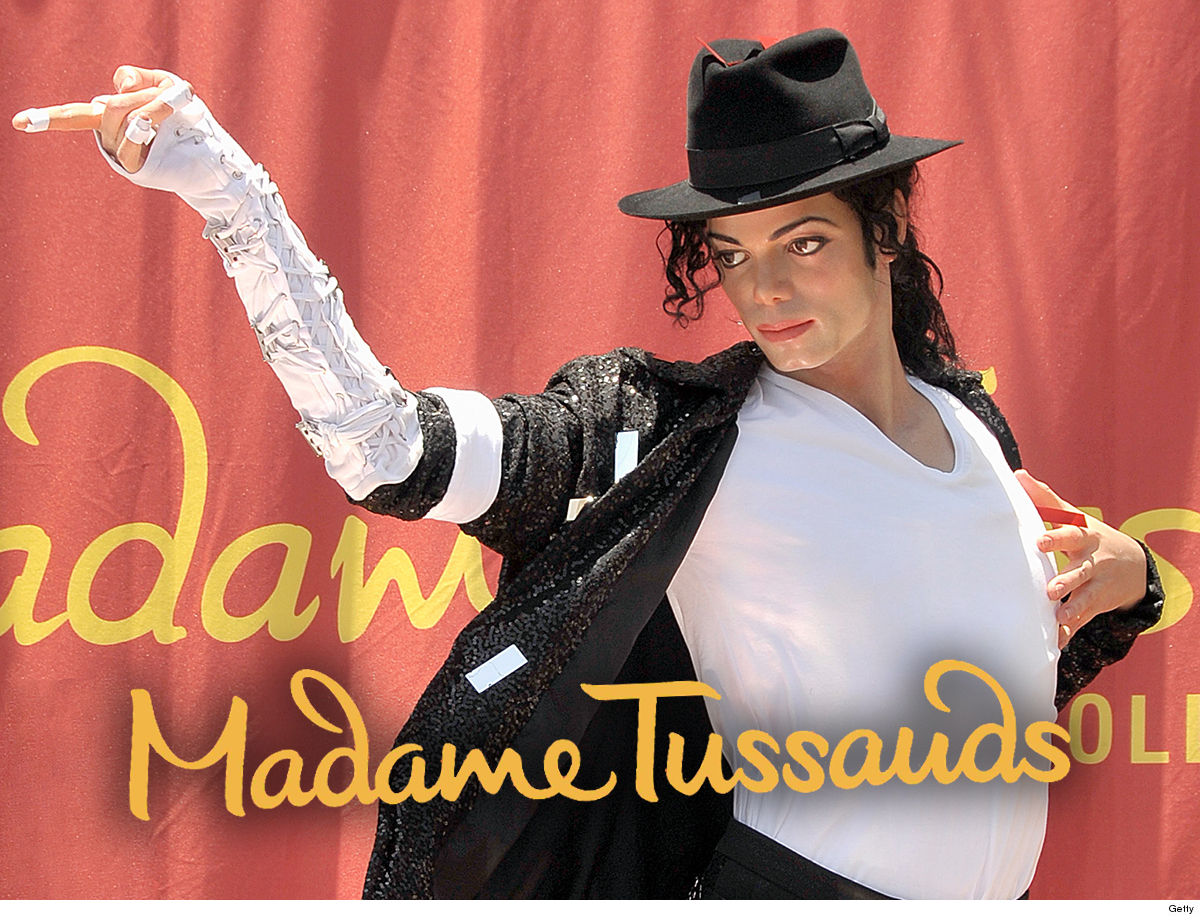 Madame Tussauds No MJ Meltdown in Wake of 'Neverland'