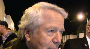 Robert Kraft Files Motion to Stop Release of Video