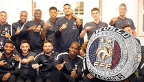 Paul Pogba Buys World Cup Championship Rings For Team France