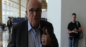 Rudy Giuliani Defends President Trump's Attacks on John McCain