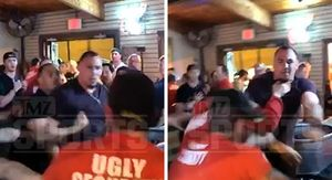 Tyrone Crawford Bar Brawl Video Shows Cowboys Star Wrecking Bouncers