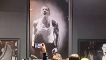 Chester Bennington Photo Exhibit Draws Huge Crowds on His Birthday
