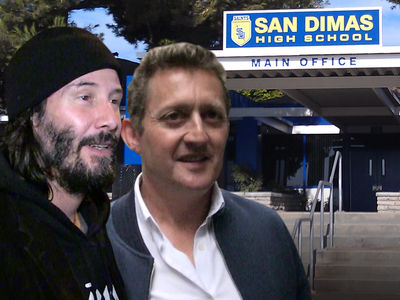 'Bill & Ted 3' Welcome to Film at the Real San Dimas High School