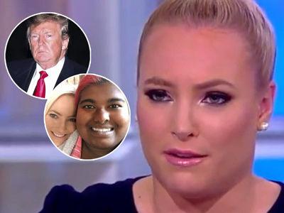 John McCain's Daughter Bridget Makes RARE Statement Condemning Trump, 'View' Rips Him to Shreds