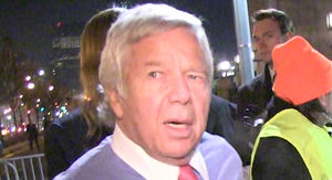Robert Kraft Prosecutors Refused to Join Effort to Block Spa Video Release