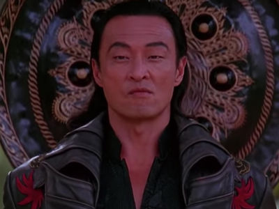 Shang Tsung in 'Mortal Kombat' 'Memba Him?!