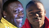 Akon's Producing His 15-Year-Old Son's First Track, Sounds Eerily Familiar