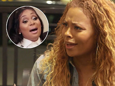 'RHOA' Recap: Eva RIPS OFF Her Mic & Storms Off Set After Marlo Brings Up THIS