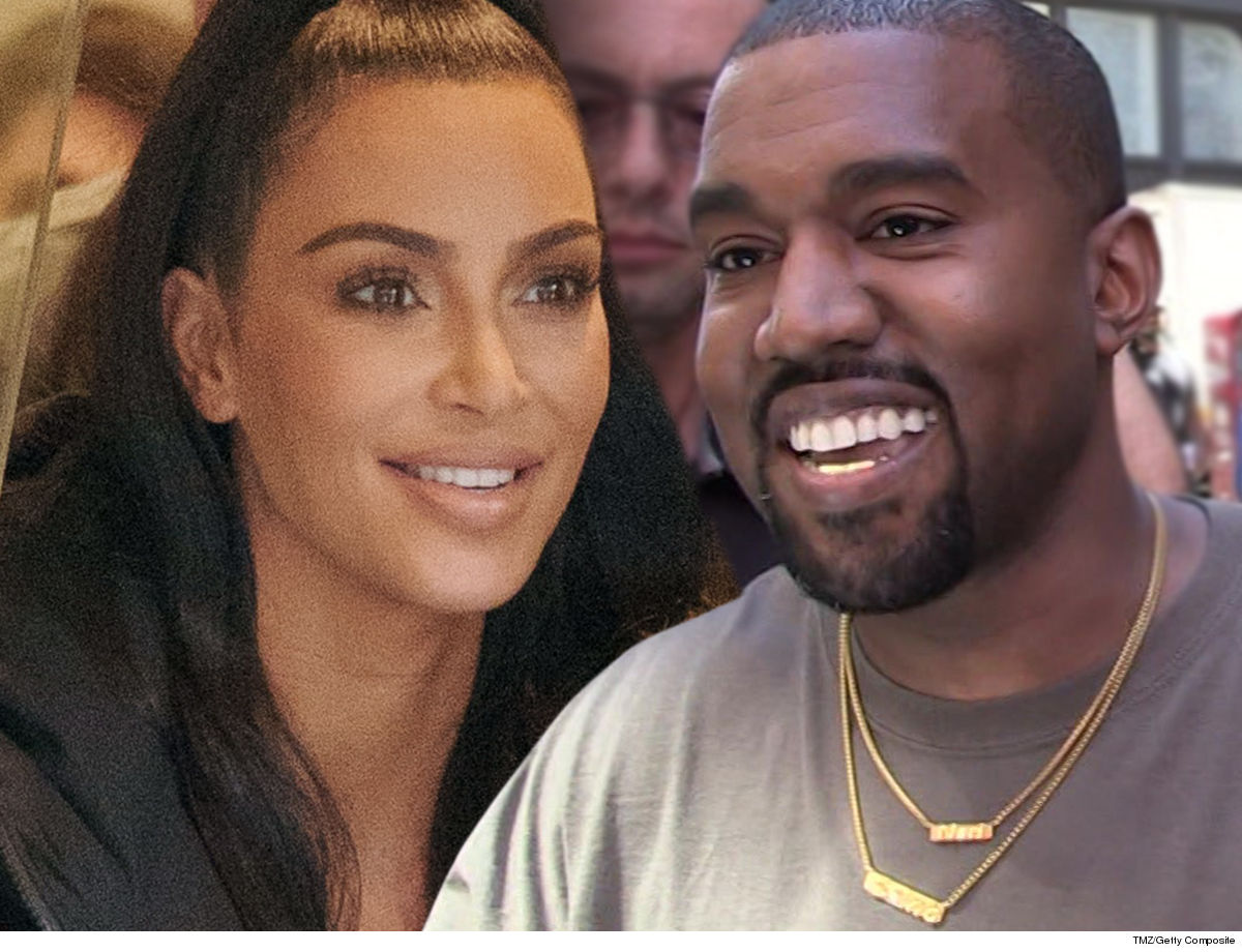 Kim and Kanye Buy Some Special Edition Yeezys ... Support A Good Cause