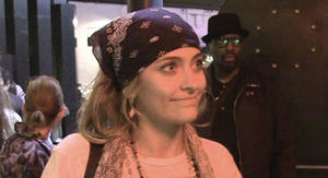 Paris Jackson Is In Positive Place One Week After Suicide Scare, Not in Rehab