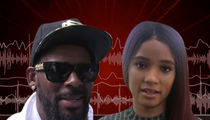 R. Kelly Pulls Plug on Joycelyn Savage Family Reunion After Heated Convo