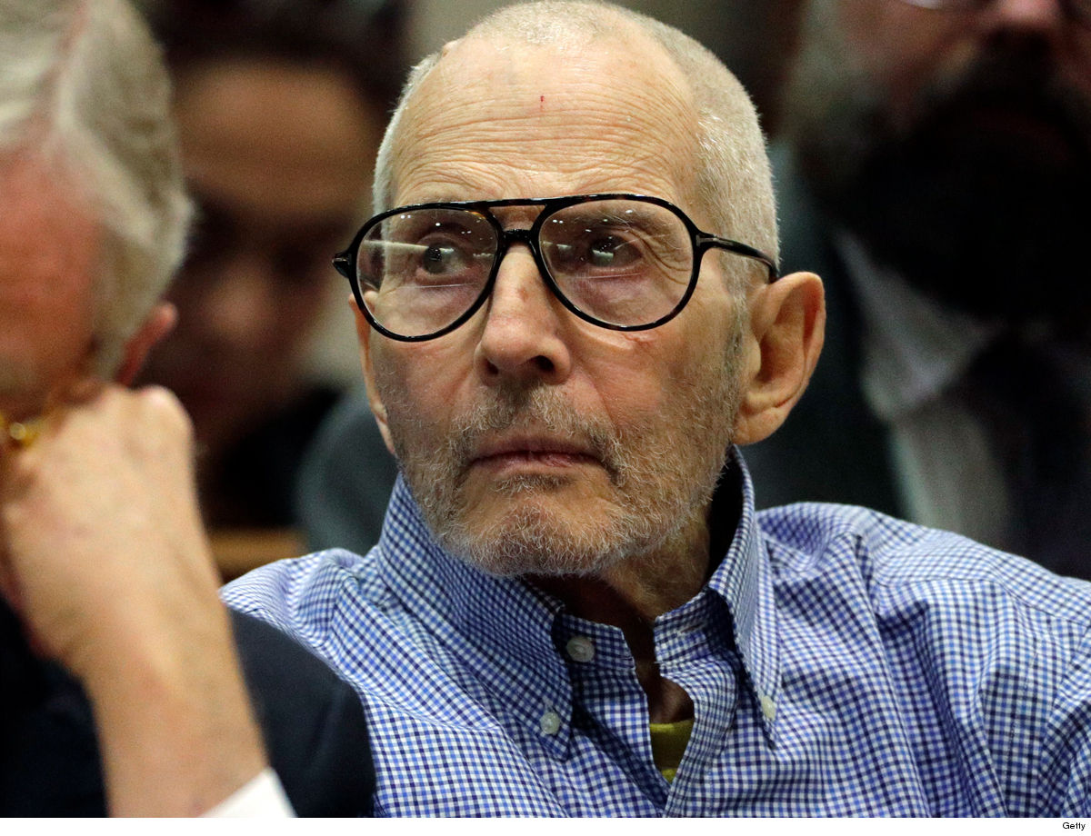 4941c27729 Robert Durst Sued for Wrongful Death by Estate of Dead Wife