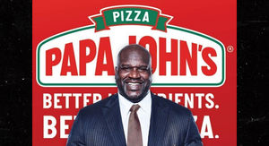 Shaq Joins Papa John's Board Of Directors Following Ex-CEO's N-Word Scandal