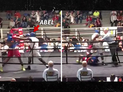 Abel Osundairo Wins Boxing Match Again as Jussie Smollett Fights Legal Battle