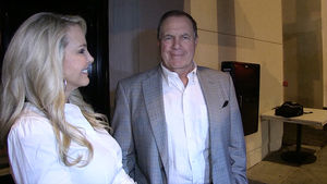 Bill Belichick Date Night in West Hollywood, We're On to Craig's!