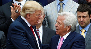 NFL Rumors: Donald Trump Still Wants Robert Kraft To Attend White House Visit
