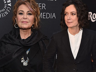 Roseanne Says Sara Gilbert RUINED Her Life as Season 2 Deal Looms for 'The Conners'