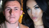 Johnny Manziel's Wife, Bre, Breaks Silence on Split
