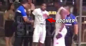 Adrien Broner Handcuffed in Miami Beach After Yelling at Cops