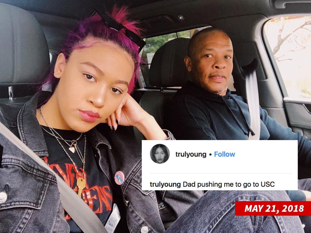 D.L. Hughley Dr. Dre's Daughter Should Be Grateful ... 70 MILLION Reasons Why