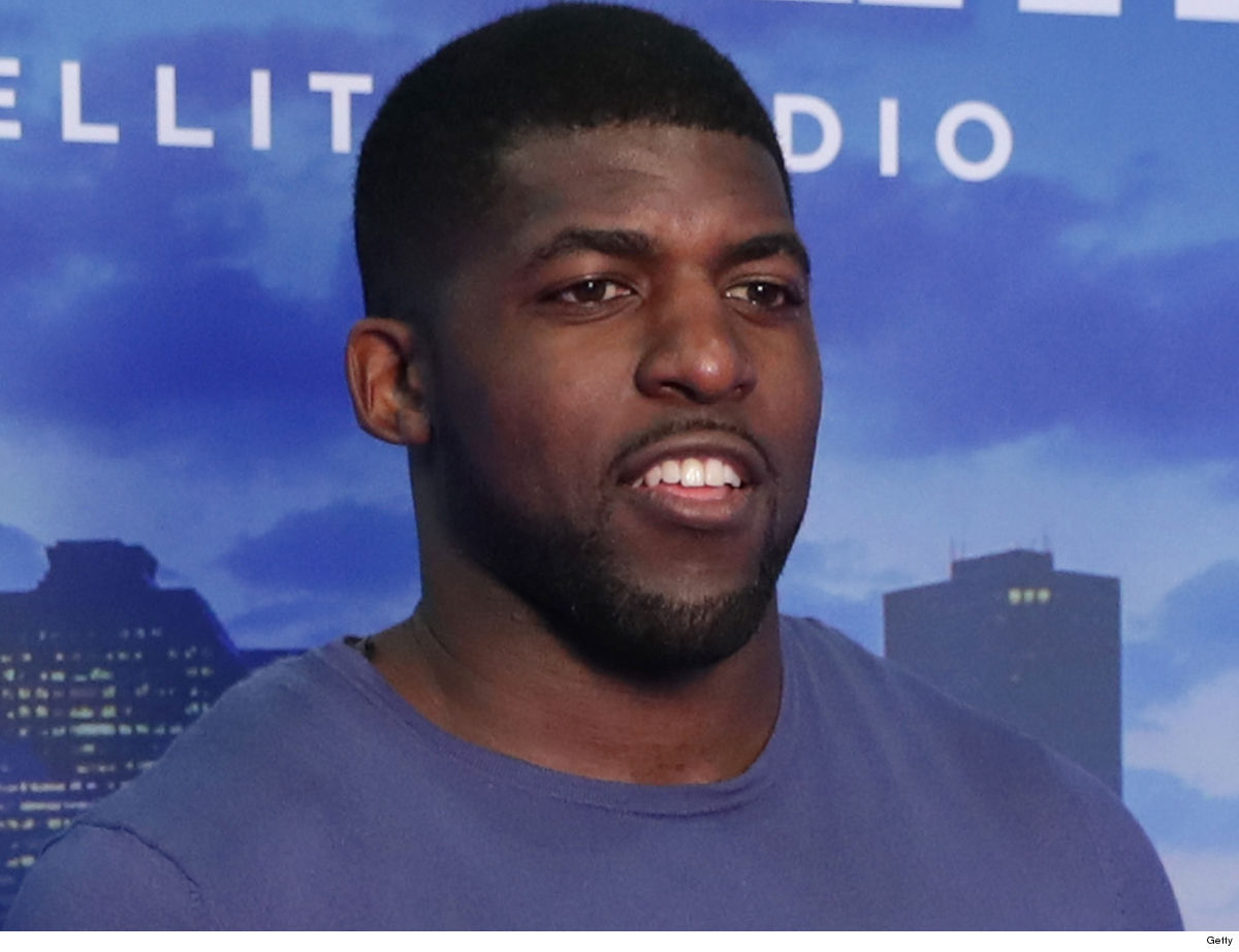 NFL's Emmanuel Acho Thieves Steal Cash and Jewelry ... Cops On the Hunt