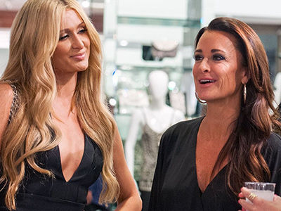 Is Paris Hilton REALLY Joining 'RHOBH'? Kyle Richards Reveals Her Fate