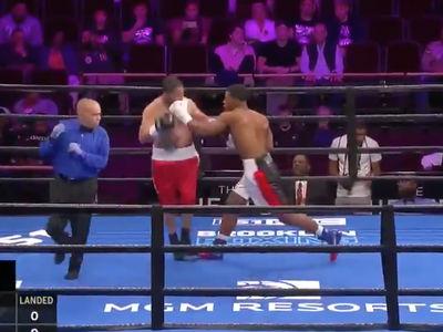 Boxer 'Truck' Simpson Says Odell Beckham DM'd Him After Wild Knockdown