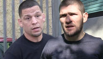 Nate Diaz Calls Out Khabib Nurmagomedov, 'Where The F*ck You At?'