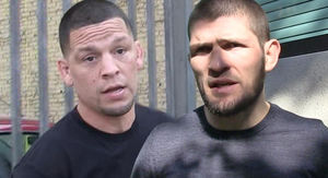 Nate Diaz Calls Out Khabib Nurmagomedov, 'Where…