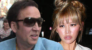 Nicolas Cage Applies for Marriage License with New Girlfriend