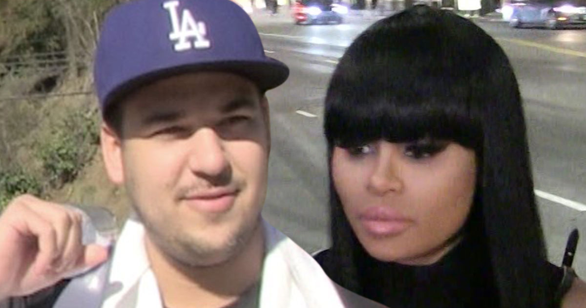 Rob Kardashian No Longer Has to Pay Child Support to Blac Chyna - TMZ