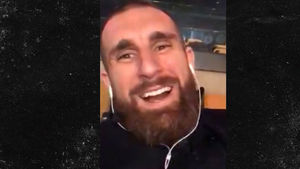 Rob Gronkowski's NFL Handcuffs Are Off & WWE Is Possibility, Says Mojo Rawley