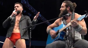 WWE Superstars Perform 'Shallow' In Man Panties, Crush It