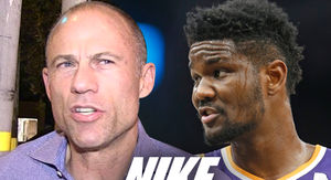 Michael Avenatti Blasts Nike, Accuses Company of Paying Deandre Ayton, Bol Bol