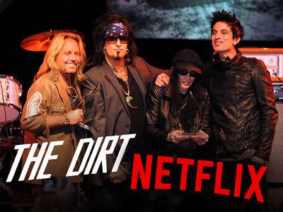 'The Dirt' Electrocuted Crew Member Sues Motley Crue & Netflix
