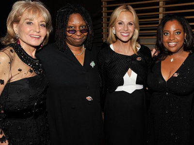 Inside Elisabeth's Firing from 'The View' ... and Alleged Meltdown Over Barbra Walters!