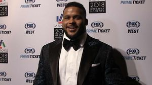 Aaron Donald Not Entirely Sold Rob Gronkowski's NFL Career Is Done