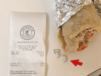 MMA Announcer Jimmy Smith Finds 14 Staples In His Chipotle Burrito